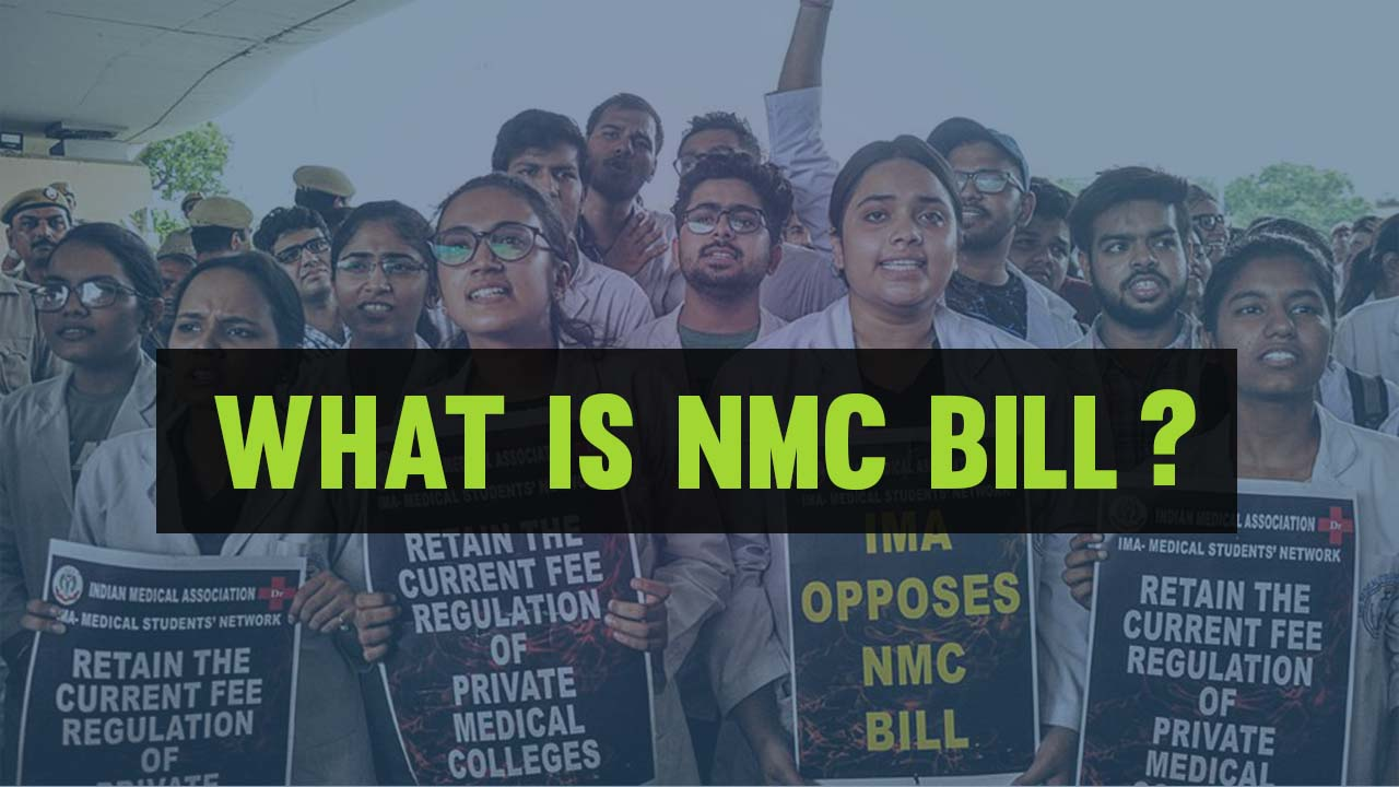NMC bill replace MCI
