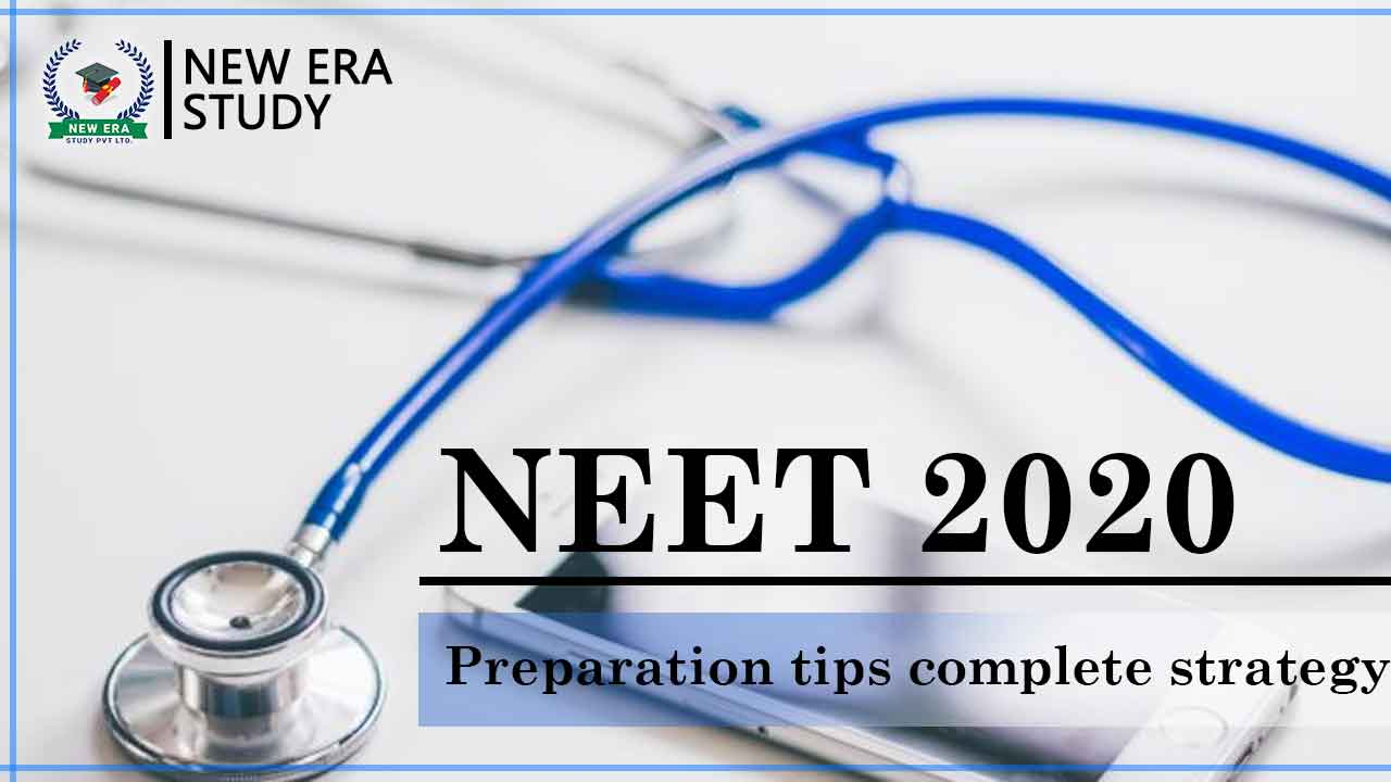 Last minutes preparation tips for NEET 2020
